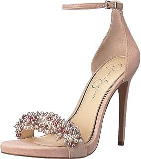 d647be6c43ff Jessica Simpson Women s Rusley Heeled Sandal