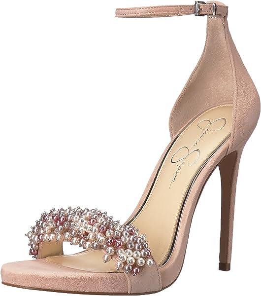 03774a018c9 Jessica Simpson Women s RUSLEY Heeled Sandal