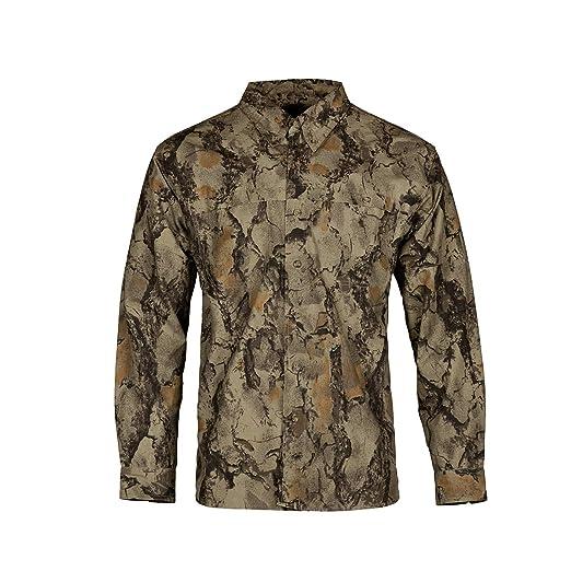 09316e35 Natural Gear Bush Hunting Shirt 3XLarge Tall Natural Gear at Amazon ...