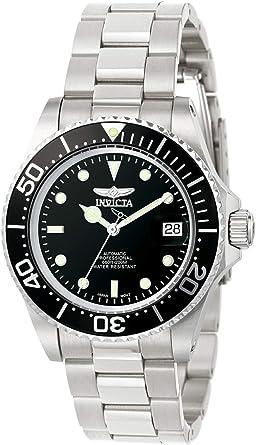 Invicta 8926OB Pro Diver Reloj Unisex acero inoxidable Automático ...