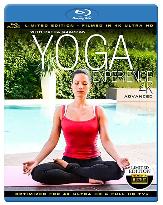 Amazon.com: YOGA EXPERIENCE ADVANCED 4K (Limited Edition ...