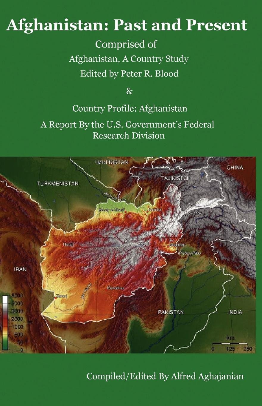 Afghanistan: Past and Present /Comprised of Afghanistan, a Country Study and Country Profile: Afghanistan ebook