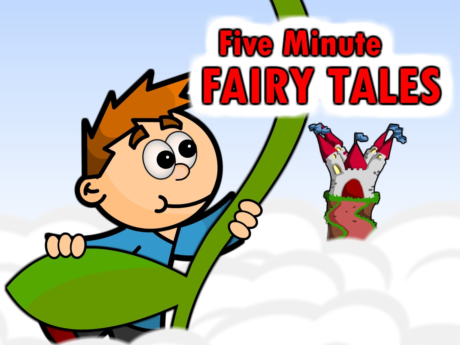 Amazon co uk: Watch Five Minute Fairy Tales | Prime Video