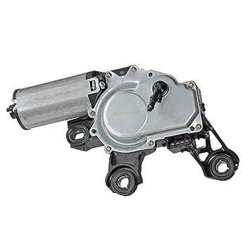 Motor del limpiaparabrisas trasero 1j6955711 C: Amazon.es: Coche y moto