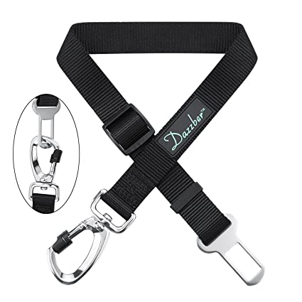 Amazon Com Dog Seat Belt Tether Dog Car Restraints For Small