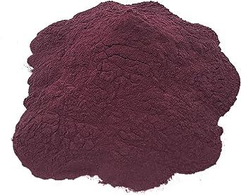 Polvo De Taro Púrpura - Naturalmente Tiñe Los Alimentos De Color Púrpura - Peso Neto: 75g - Tinte Violeta Para Helados, Yogurt Congelado, Batidos Y Té ...