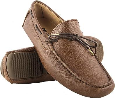 Zerimar Zapato Hombre Tallas Grandes 47 A 50 Nauticos De Piel Para Hombre Nauticos Hombre Verano Zapatos Nauticos Hombre Mocasines Hombre Amazon Es Zapatos Y Complementos