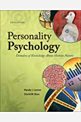 Personality Psychology: Domains of Knowledge About Human Nature Hardcover