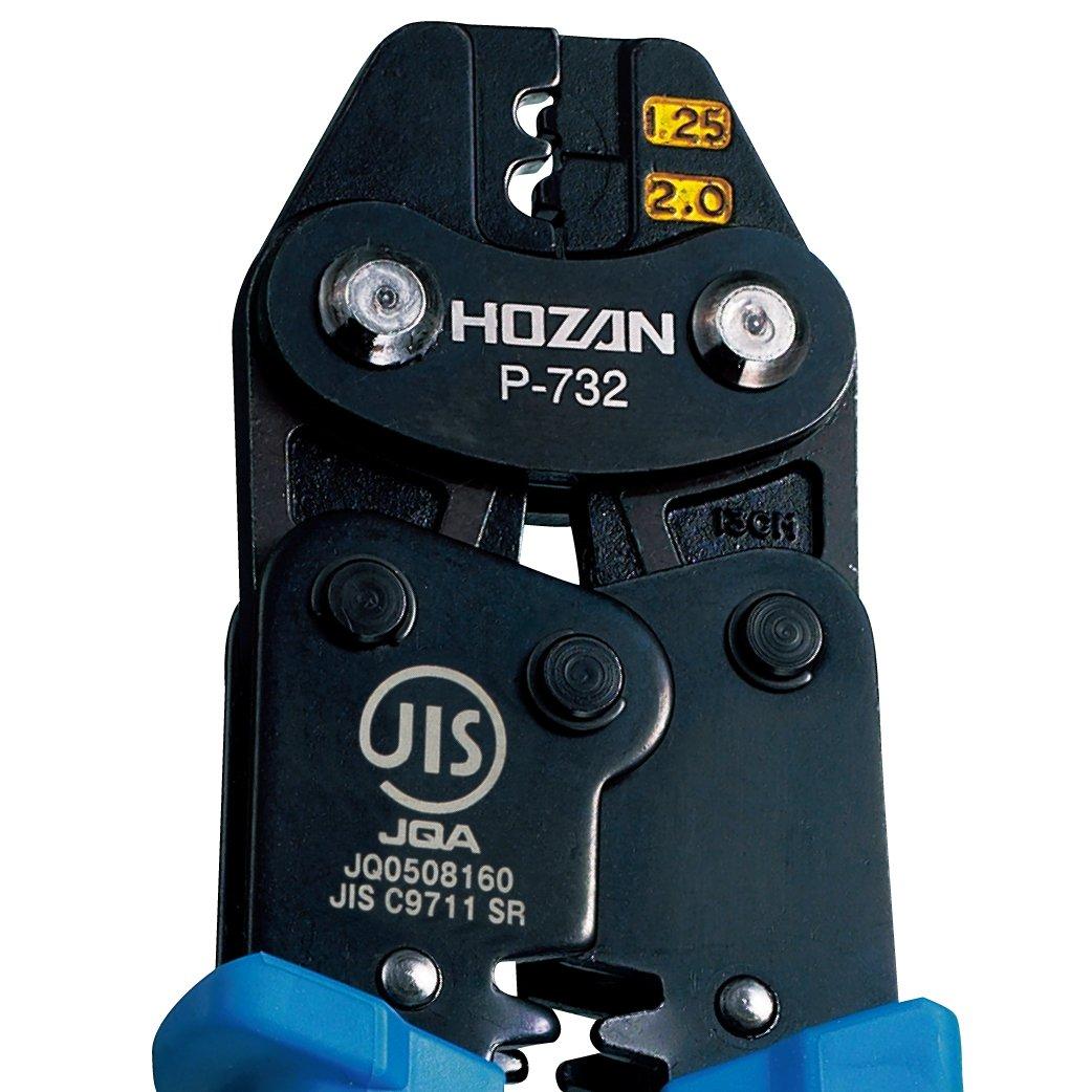 Hozan P-732 Crimper juritan-0018396305-HOZAN-0668