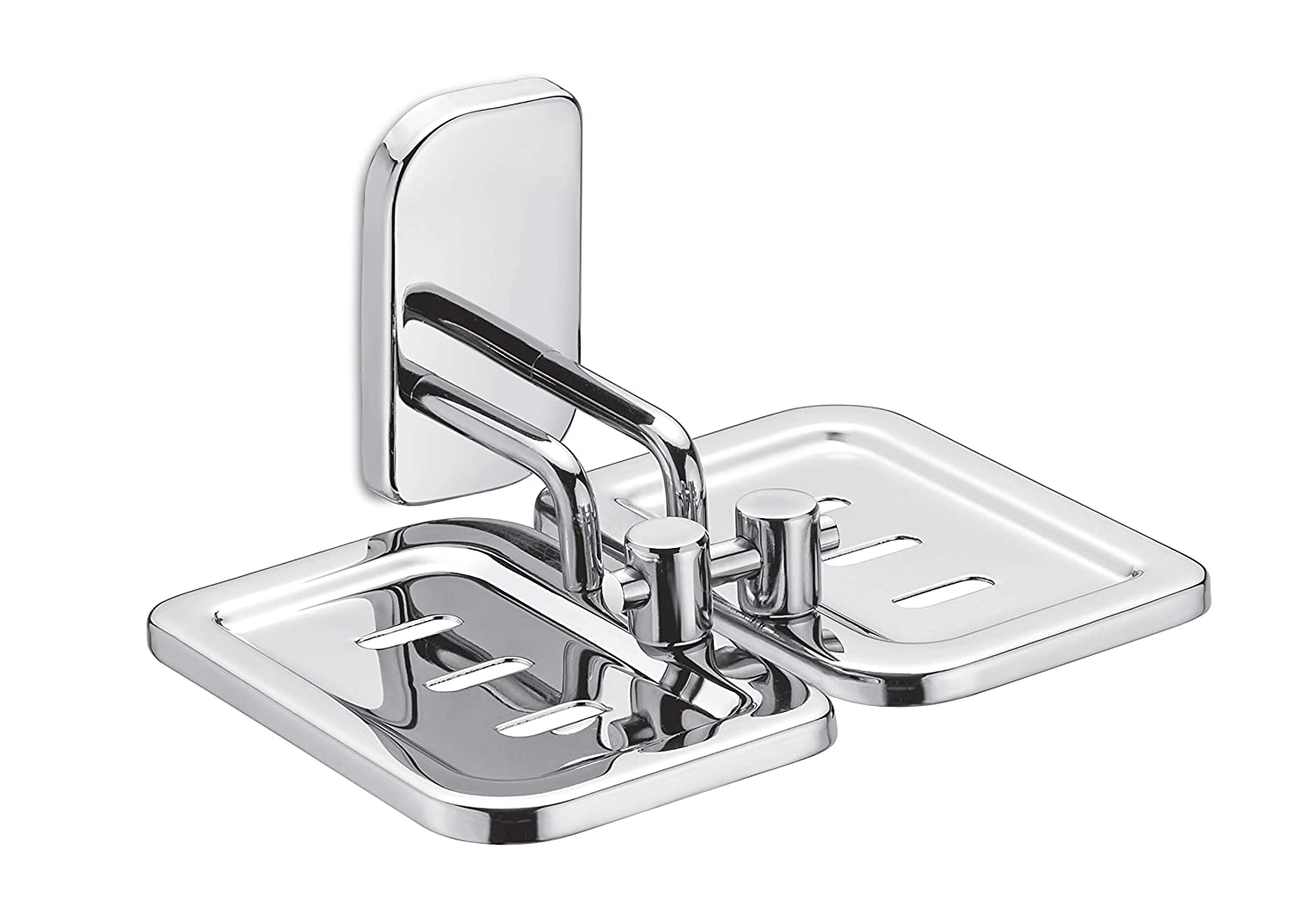 Stainless Steel 304 Soap Dish Holder Bathroom Brushed Nickel Free Standing Case Dishes Dispensers Home Garden Worldenergy Ae