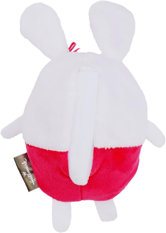 Hallmark Plush Mini Reversible Easter Egg to Easter Bunny