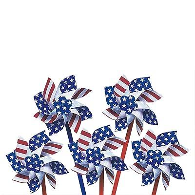Patriotic Pinwheels: Industrial & Scientific