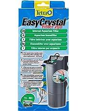 Tetra EasyCrystal 250 - Filtre Intérieur pour Aquarium de 15 à 40L - Triple Filtration Brevetée - Sans Odeur - Utilisation et Maintenance Simple