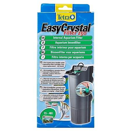 Tetra EasyCrystal Filter 250 Aquarium-Innenfilter (für ...