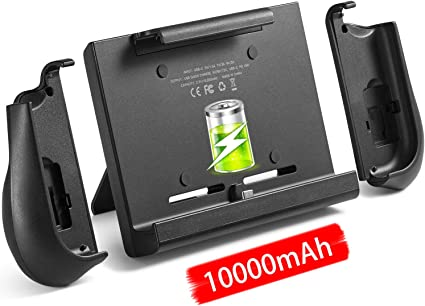 YOBWIN - Cargador de batería para Nintendo Switch, consola ...