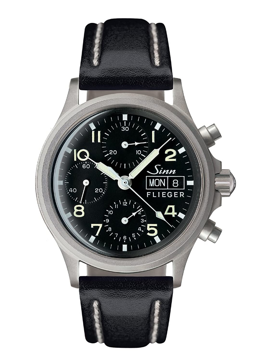 Sinn【ジン国内正規品】 Instrument Chronographs 356.FLIEGER B077VGF13G
