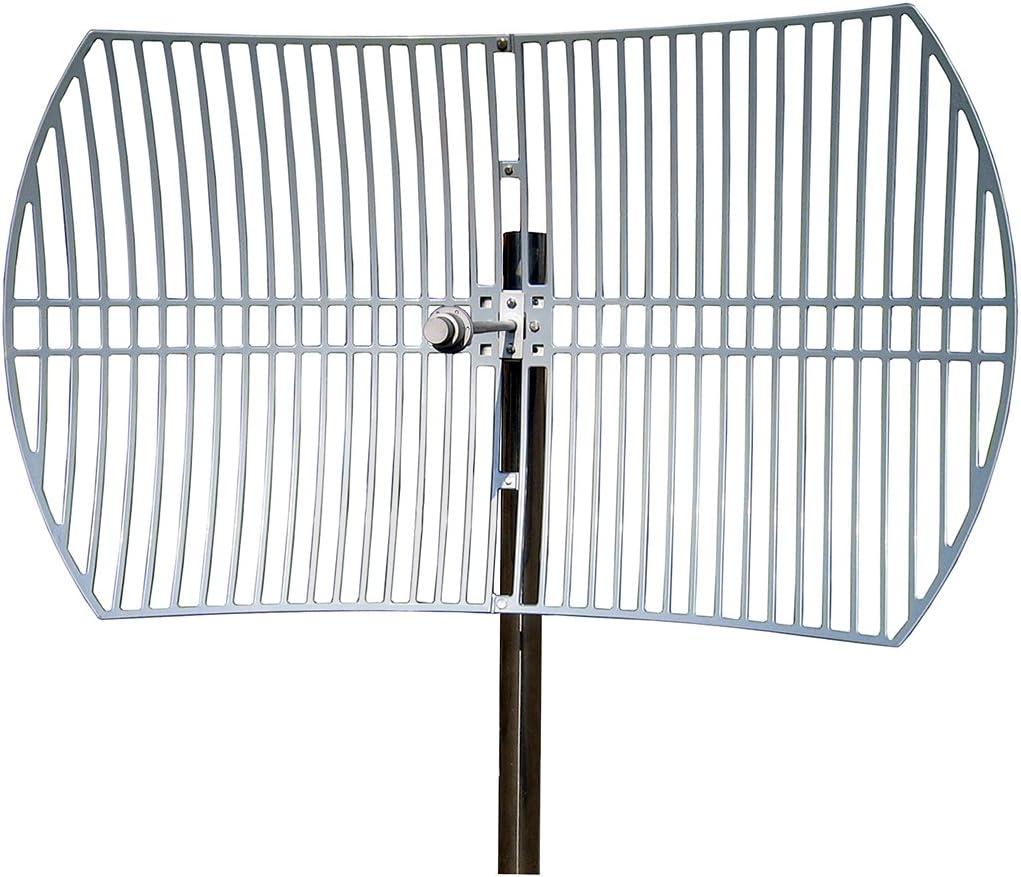 TP-Link TL-ANT5830B - Antena de red, plateado
