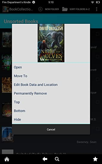 amazon com book collections plus appstore for android