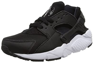 the sale of shoes more photos preview of Nike Huarache Run Big Kids Style : 654275