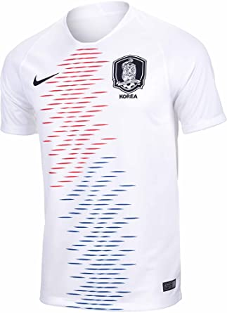 f8aa48ce9 Amazon.com: Nike South Korea Away Men's Soccer Jersey World Cup ...