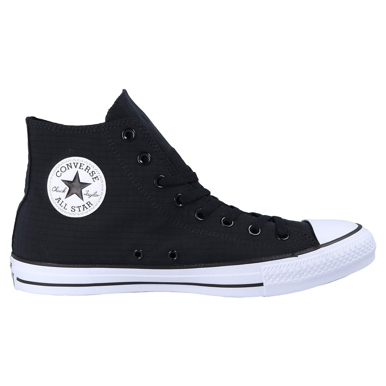 Converse All Chuck Taylor All Converse Star High-Top Unisex Sneaker Schwarz (schwarz/Weiß/schwarz) c58cde