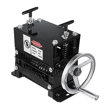 Moracle Pelacable Peladora de cables 220V 1.5-20 mm Cable de Alambre para Desmontar Máquina Y-001-1: Amazon.es: Bricolaje y herramientas