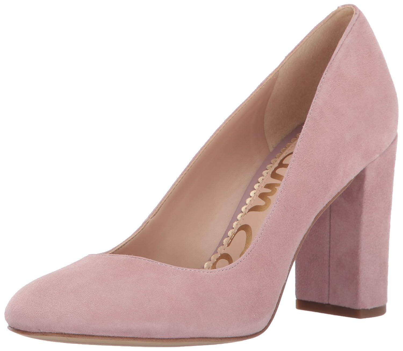 Pink Mauve Suede Sam Edelman Women's Stillson Pumps