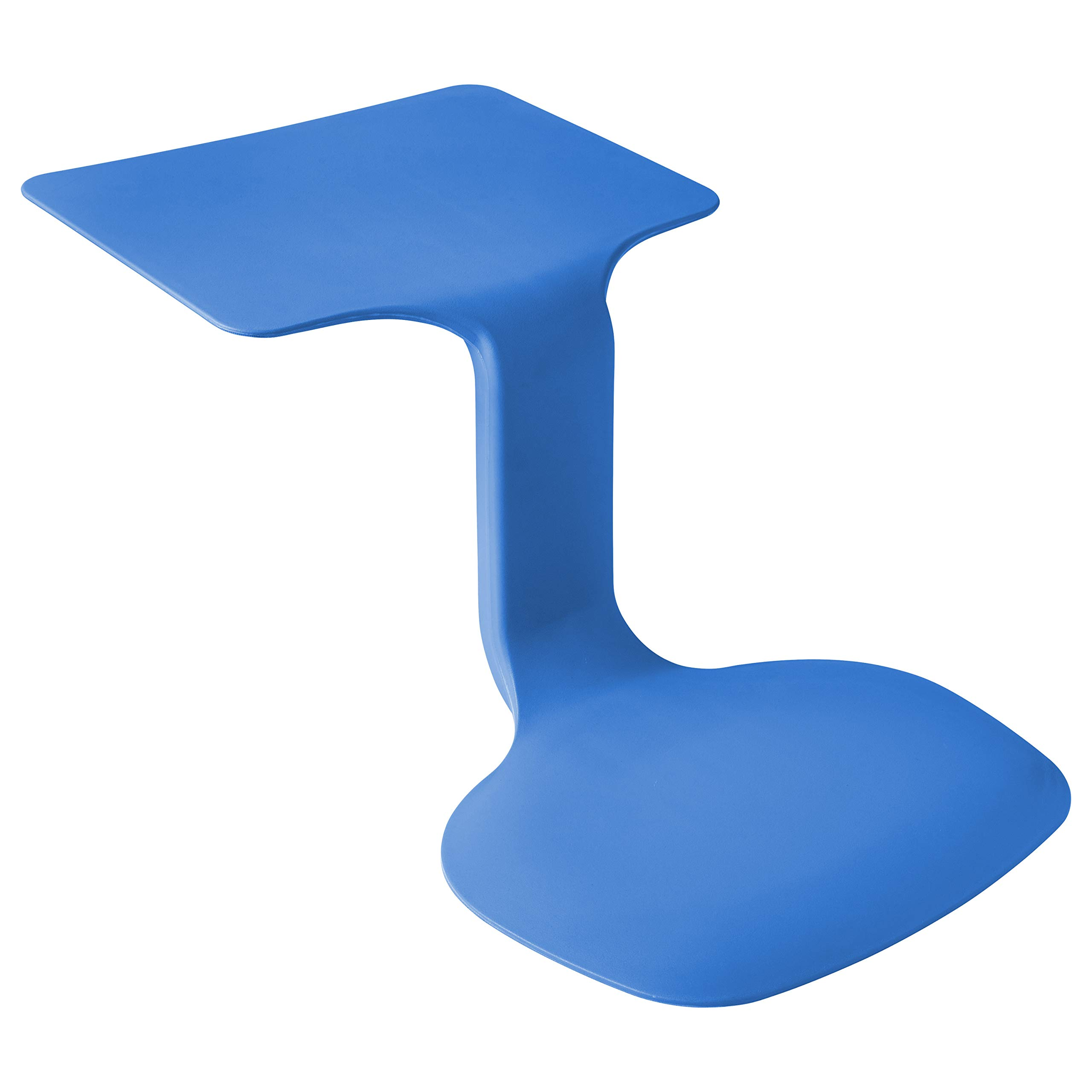 ECR4Kids The Surf - Portable Lap Desk/Laptop Stand/Writing Table, Blue (10-Pack) by ECR4Kids (Image #2)