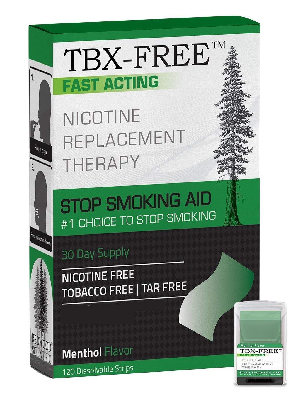 stop Smoking 120 Strips
