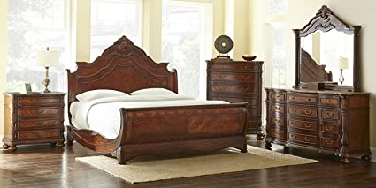 Awesome Sleigh Bedroom Sets Ideas