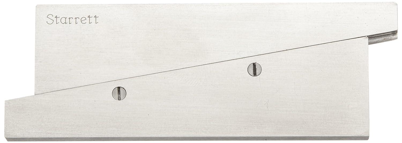 Starrett 154e verstellbar Parallel, 1– 5/40,6 cm –  1– 3/10,2 cm Range, 4– 3/40,6 cm Lä nge, 9/81,3 cm Stä rke