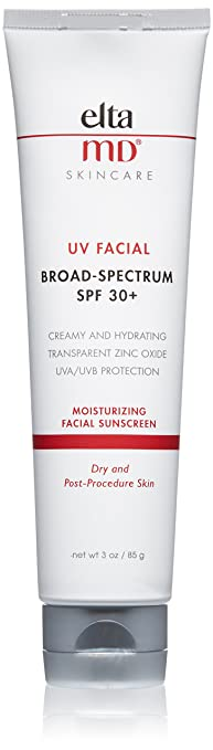 Eltamd Broad Spectrum - Best Sunscreen for Dry Rosacea Skin