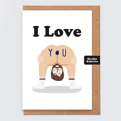 Carte De La Saint Valentin Drole Carte Nue Clocharde Carte De La Saint Valentin Coquine Pour