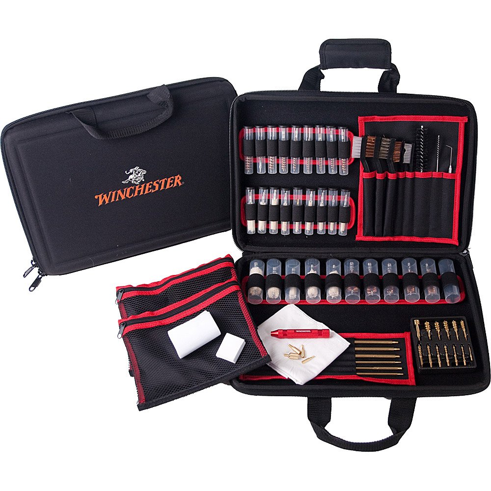 DAC Winchester Super Deluxe Soft Sided Gun Care Case (68-Piece) by DAC