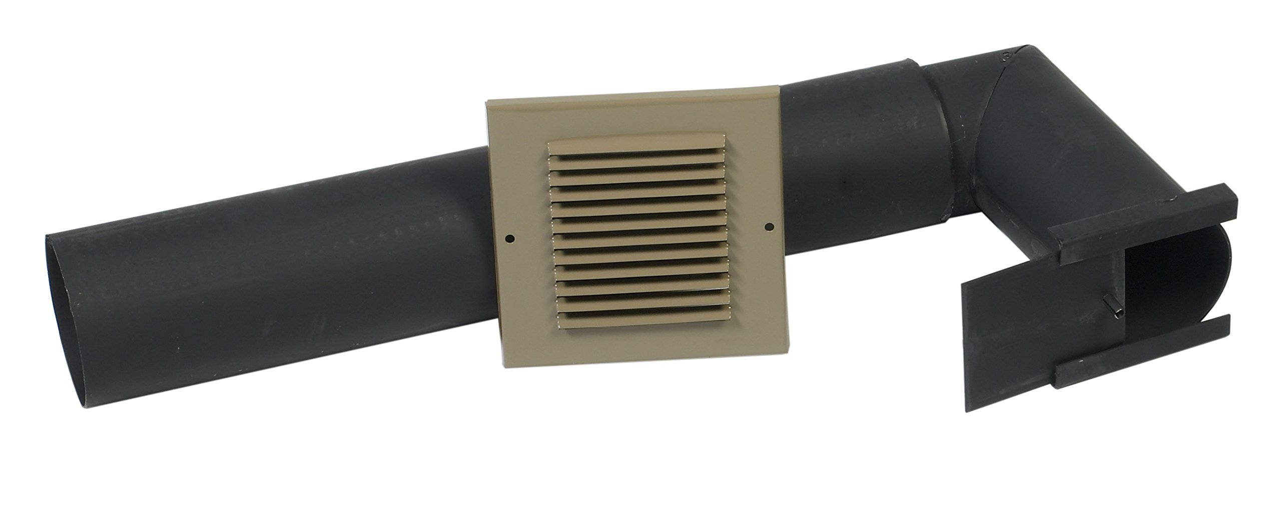 Mutual Industries 50-048 MOK Side Out Side Air Kit