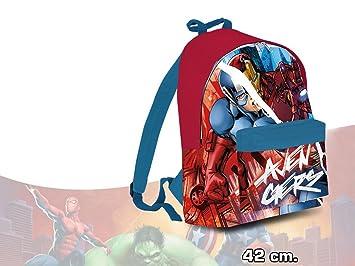Los Vengadores Mochila Kids Euroswan AV17551: Amazon.es: Juguetes y juegos