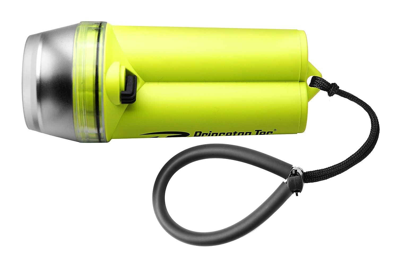 Princeton Tec Halogen Tec 400 Dive Light Black TEC-400TH-BK