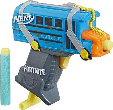 Comprar Nerf Microshots Fortnite Battle Bus (Hasbro E6752ES0)