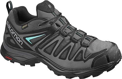 Salomon X Ultra 3 Prime GTX W, Zapatillas de Senderismo para Mujer: Amazon.es: Zapatos y complementos