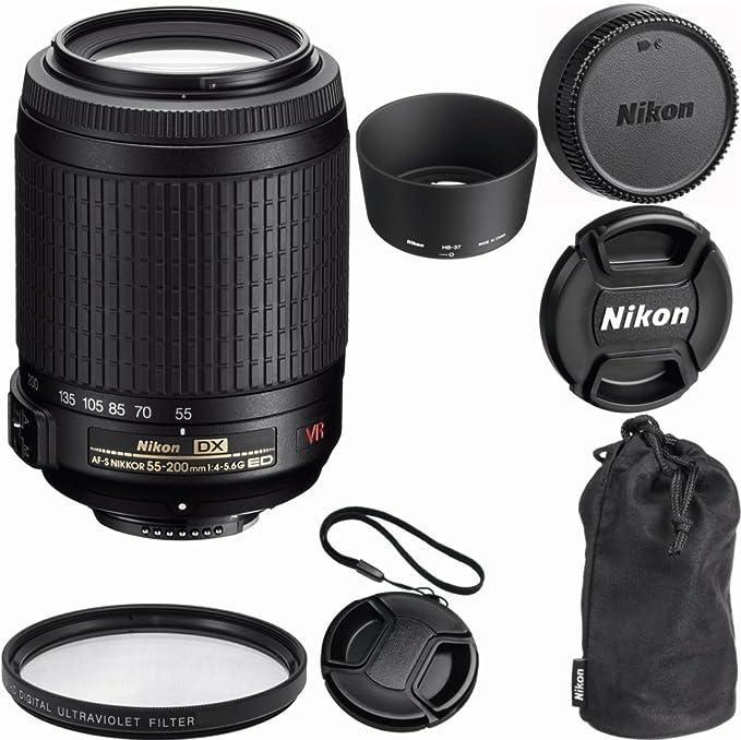 Review Nikon 55-200mm f/4-5.6G ED