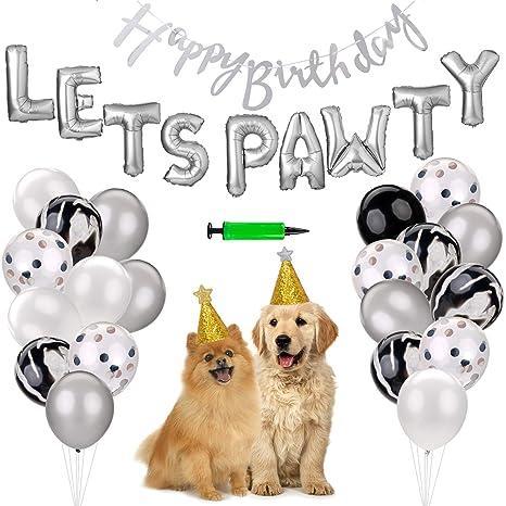 FunPa Suministros de Fiesta de cumpleaños para Perro ...