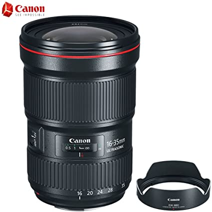 Review Canon EF 16-35mm f/2.8L