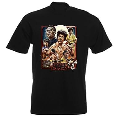 Bruce Lee - The Dragon Tshirt VMiqxm