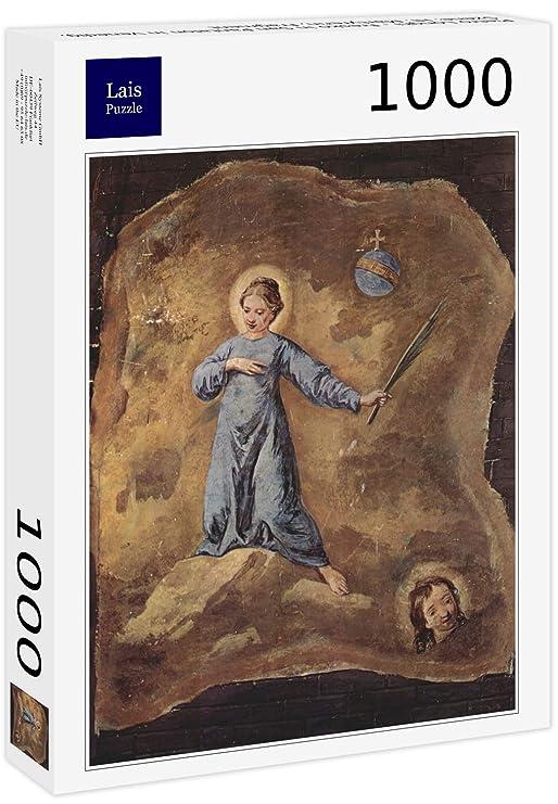 À Longhi De Lais Fresque Pantalon VeniseScène Pietro Puzzle San gvmI67Ybfy