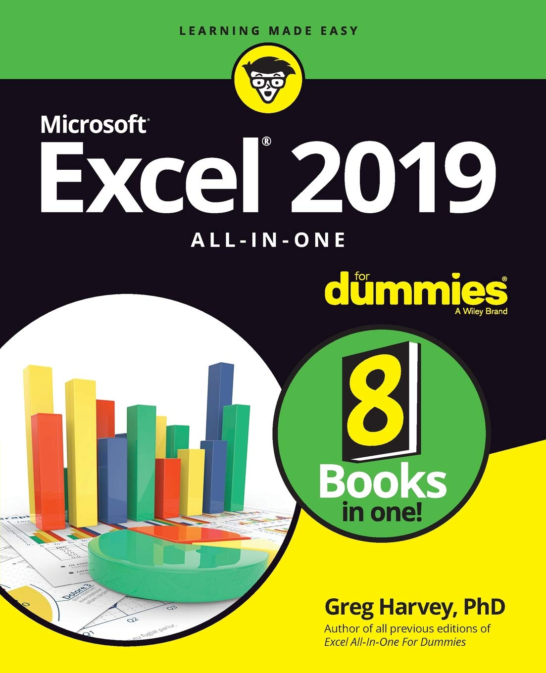 Excel 2019 All-in-One For Dummies by For Dummies