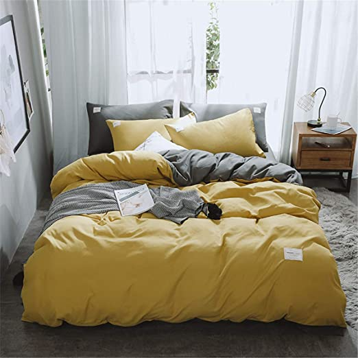 Signature Striped Grey King Quilt Duvet Cover 2 Pillowcase Bed Set Adults Teen