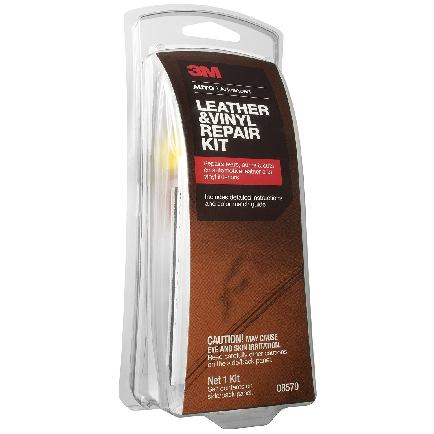 Amazon 3M Leather & Vinyl Repair Kit Automotive