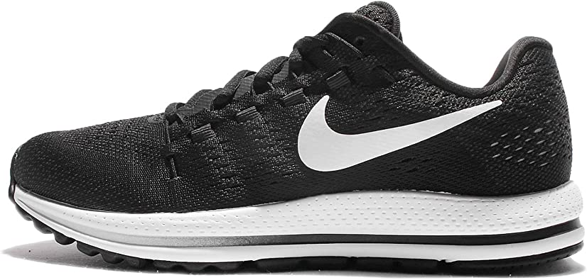 Nike Wmns Air Zoom Vomero 12, Zapatillas de Running para Mujer, Negro (Black/White/Anthracite 001), 44.5 EU: Amazon.es: Zapatos y complementos