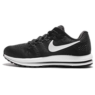 best website 13511 f8c18 Amazon.com   Nike Women s Women s Air Zoom Vomero 12 Athletic Shoes Black White Anthracite  (10.5M)   Road Running
