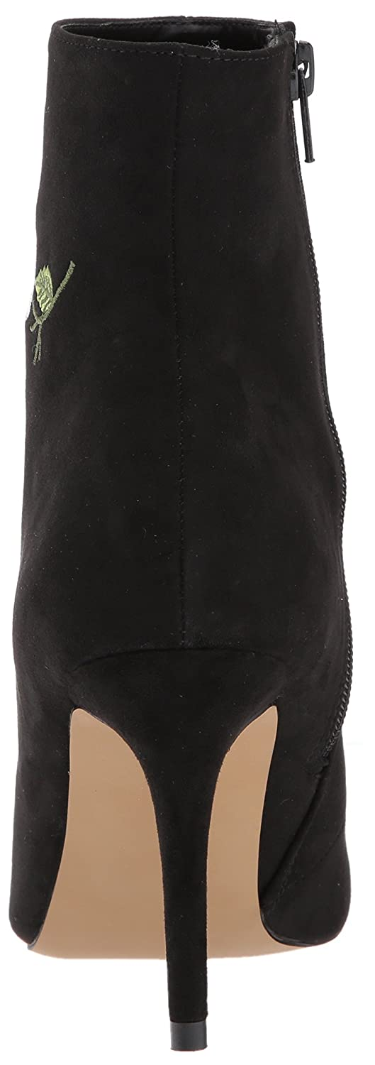 Blue by Betsey Johnson Women's Estelle B(M) Ankle Boot B072YZCFT5 9.5 B(M) Estelle US|Black 2c54fc